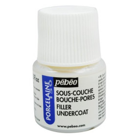038-003 Pebeo Porcelaine 150 Filler Undercoat 45ml