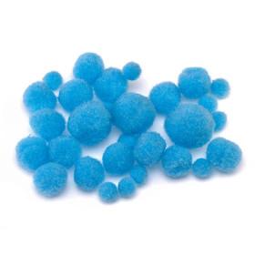2681051 Pompons Blue