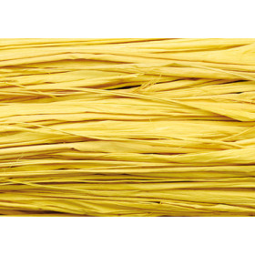 8536040 Raffia 20g Light Yellow