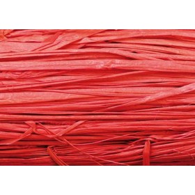 8536155 Raffia 20g Red