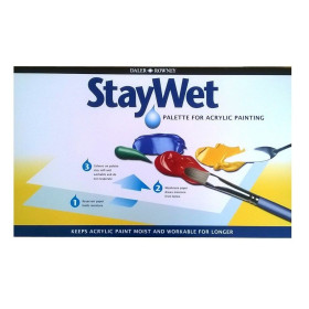121900100 Stay-Wet Palette Large