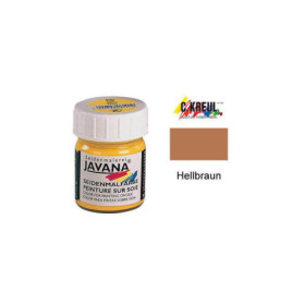 8111 Silk Paint 50ml Light Brown