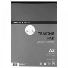 435935300 Simply Tracing Pad 60gm