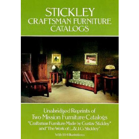 Stickley Craftsman Furniture Catalogs 23838