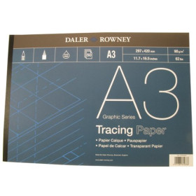 403240300 DR TRACING PAD A3