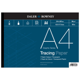 403240400 DR TRACING PAD A4