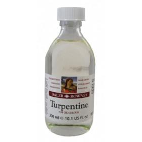114030016 Daler Rowney Turpentine 300ml. Bottle