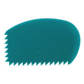 CA65321 Silicone Wedge NO. 2 • Blue