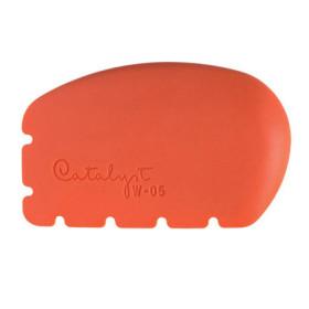CA65324 Silicone Wedge NO. 5 • Orange