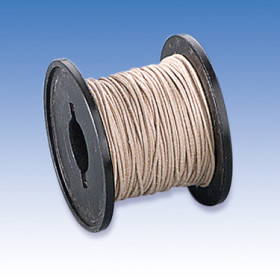2290301 Wax Cord Natural 1mm