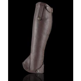 1254 Classic Leather Mini Chaps