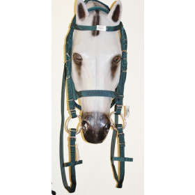 201 Synthetic Bridle Pony/Cob