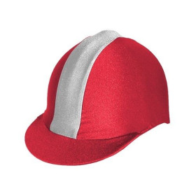 X-Treme Lycra Hat Silk Red/Silver