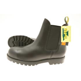 Tuffa Trojan Boot Black
