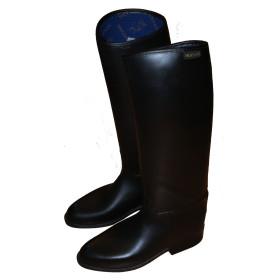 Bronze Ladies Wide Boots