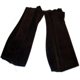 Half Chaps - Valence Suede