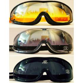 Goggles Evolution
