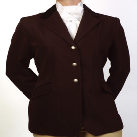 Saddle Craft  Child Show Jacket Black