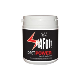 NAF Deet Power Fly Repellent Gel 750gm